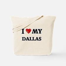 I love my Dallas Tote Bag
