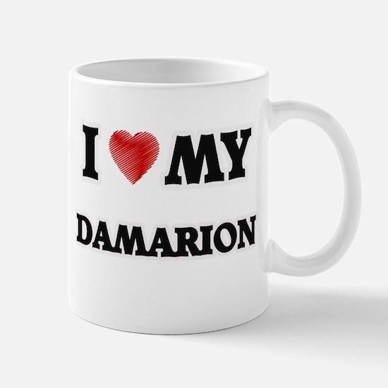 I love my Damarion Mugs