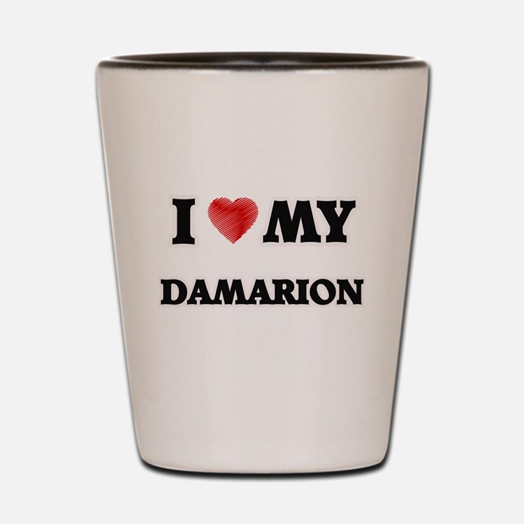 I love my Damarion Shot Glass