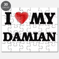 I love my Damian Puzzle