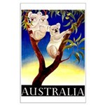 Australia Travel and Tourism Print Poster
