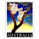 Australia Travel and Tourism Print Small Poster