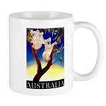 Australia Travel and Tourism Print Mugs