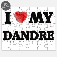 I love my Dandre Puzzle