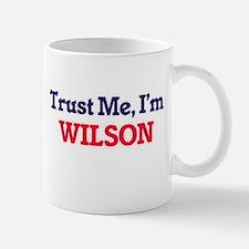 Trust Me, I'm Wilson Mugs