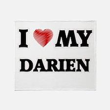 I love my Darien Throw Blanket