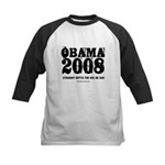Barack Obama Kids Baseball Jersey