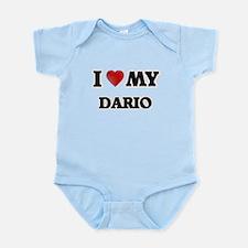 I love my Dario Body Suit