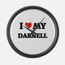 I love my Darnell Large Wall Clock