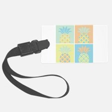 Pineapples Luggage Tag