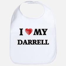 I love my Darrell Bib