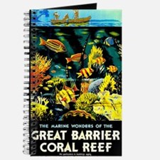Funny Tropical fishes Journal