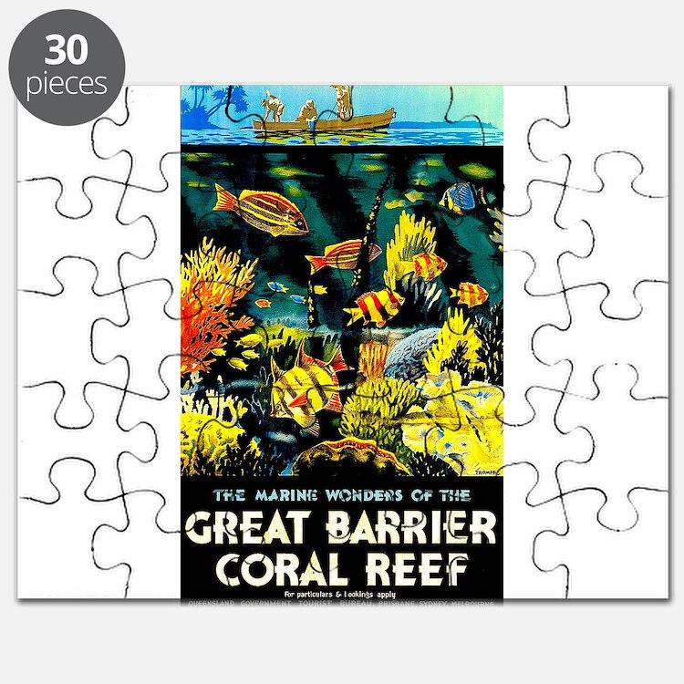 Great Barrier Reef Stuffed