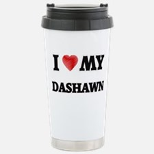 I love my Dashawn Stainless Steel Travel Mug