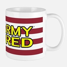 U.S. Army: Retired (American Flag) Mugs