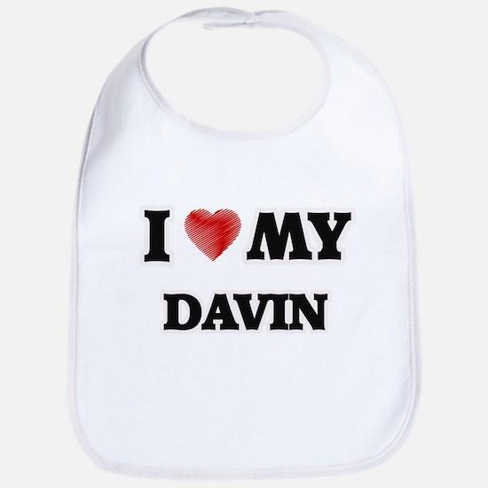 I love my Davin Bib