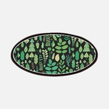 Forest Pattern Patch