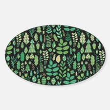 Forest Pattern Decal