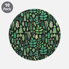 """Forest Pattern 3.5"""" Button (10 pack)"""