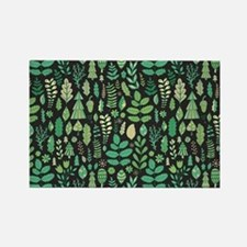 Forest Pattern Magnets