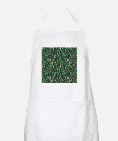 Forest Pattern Apron