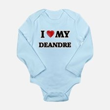 I love my Deandre Body Suit
