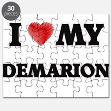 I love my Demarion Puzzle