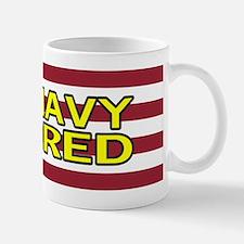 U.S. Navy: Retired (American Flag) Mug