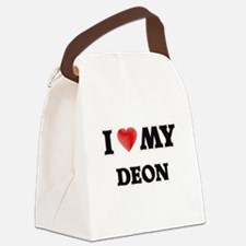 I love my Deon Canvas Lunch Bag