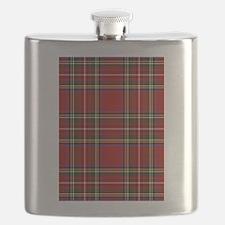 Royal Stewart Flask