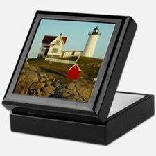 Nubble Light Tile Keepsake Box