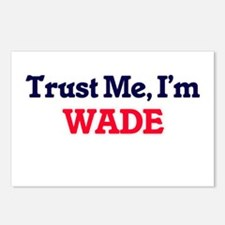 Trust Me, I'm Wade Postcards (Package of 8)