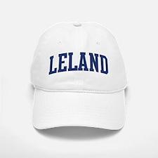 LELAND design (blue) Baseball Baseball Cap