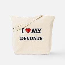 I love my Devonte Tote Bag