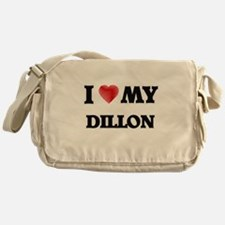 I love my Dillon Messenger Bag