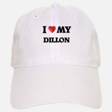 I love my Dillon Baseball Baseball Cap