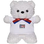 Clinton/Obama '08: We are the future Teddy Bear