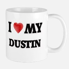 I love my Dustin Mugs