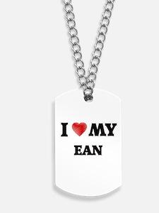 I love my Ean Dog Tags