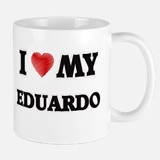 I love my Eduardo Mugs