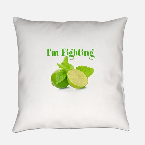 Fighting Everyday Pillow