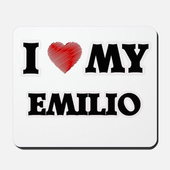 I love my Emilio Mousepad