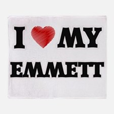 I love my Emmett Throw Blanket