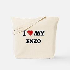 I love my Enzo Tote Bag