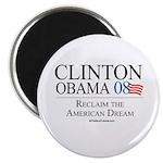 Clinton/Obama: Reclaim the American Dream 2.25