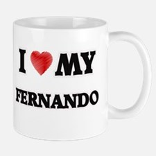 I love my Fernando Mugs
