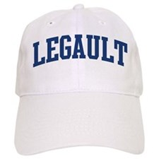LEGAULT design (blue) Baseball Cap