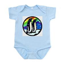 Gay Penguin Infant Creeper