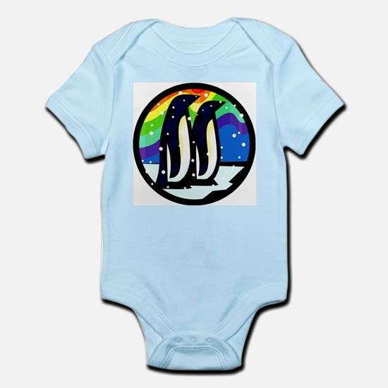 Gay Penguin Infant Creeper
