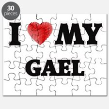 I love my Gael Puzzle